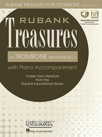 Rubank Treasures for Trombone