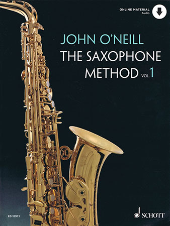 The Saxophone Method, Vol. 1