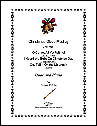 Christmas Oboe Medley, Volume I