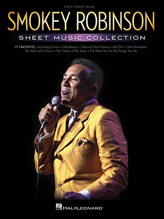 Smokey Robinson Sheet Music Collection