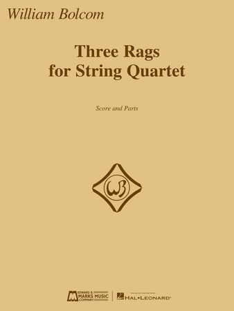 Three Rags for String Quartet