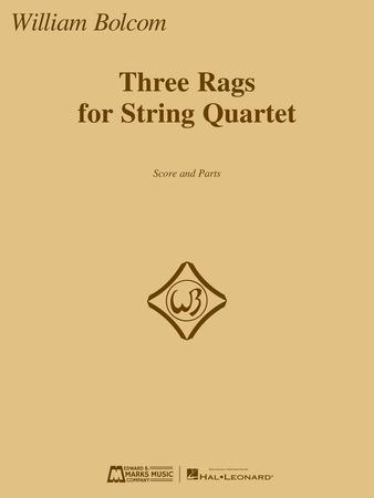 Three Rags for String Quartet