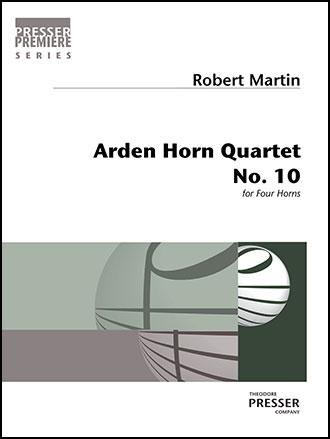 Arden Horn Quartet No. 10
