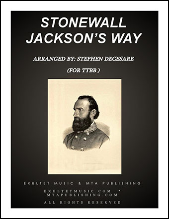 Stonewall Jackson's Way