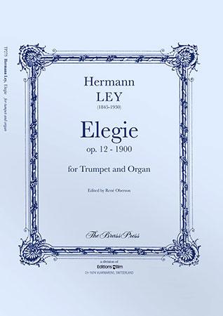 Elegie, Op. 12