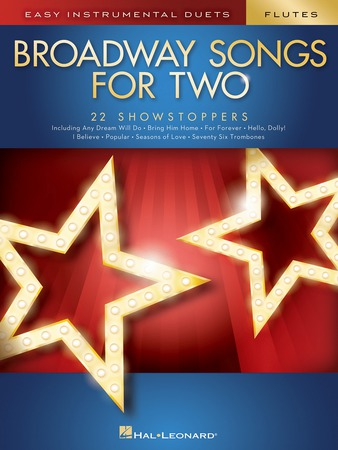 Broadway Songs for Two