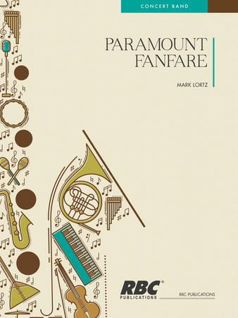 Paramount Fanfare Cover