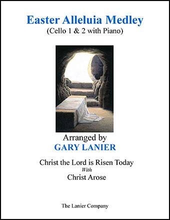 Easter Alleluia Medley (Cello & Cello with Piano)