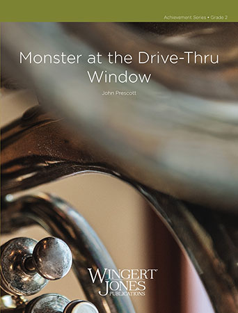 Monster at the Drive-Thru Window