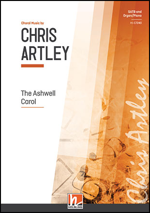 The Ashwell Carol Cover