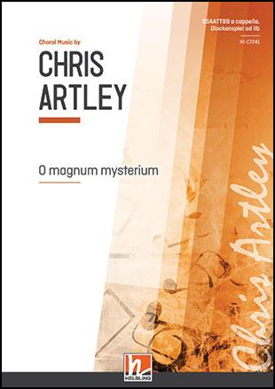 O magnum mysterium Cover