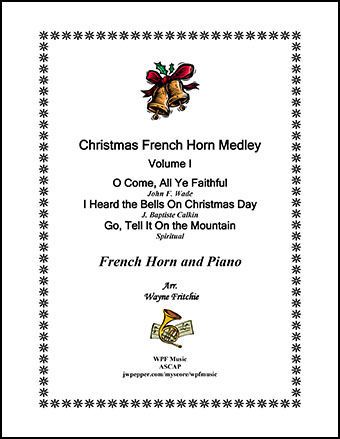 Christmas French Horn Medley Volume I