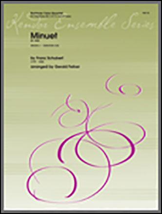Minuet, D. 334