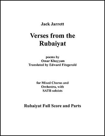 Verses from the Rubaiyat