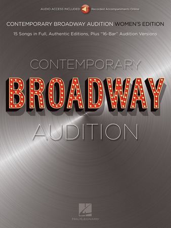Contemporary Broadway Audition