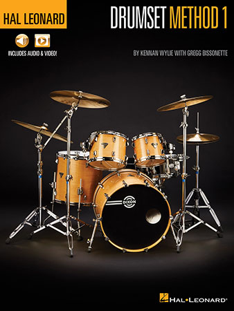 Hal Leonard Drumset Method, Book 1