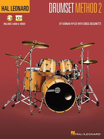 Hal Leonard Drumset Method, Book 2