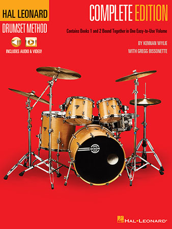 Hal Leonard Drumset Method Complete Edition