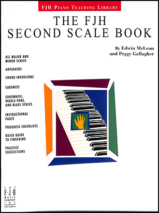 The FJH Second Scale Book