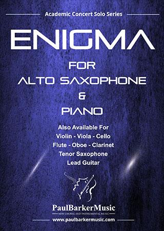 Enigma (Alto Sax & Piano)