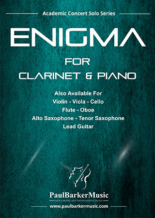 Enigma (Clarinet & Piano)