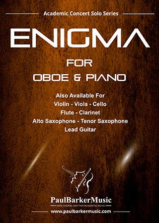 Enigma (Oboe & Piano)