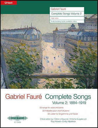 Complete Songs, Vol. 2: 1884-1919