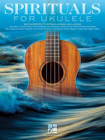 Spirituals for Ukulele by Various Composers| J W  Pepper