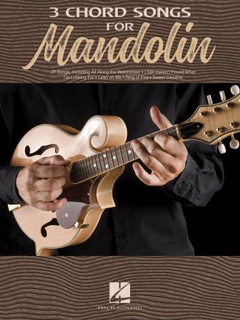 Three Chord Songs for Mandolin