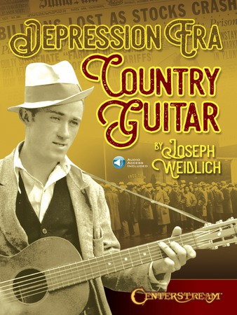 Depression Era Country Guitar