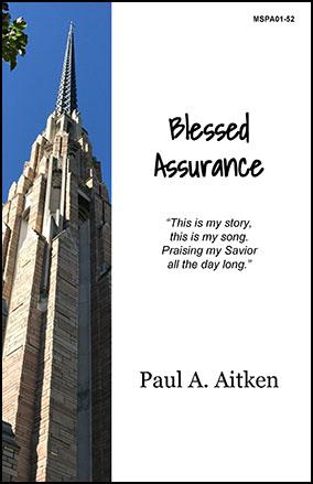 Blessed Assurance Thumbnail