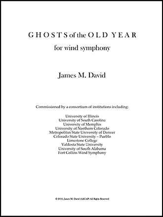 Ghosts of the Old Year