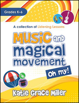 Music and Magical Movement Oh My!