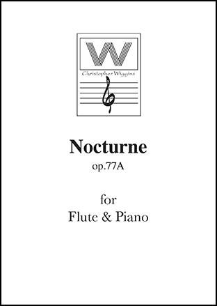 Nocturne, Op. 77A