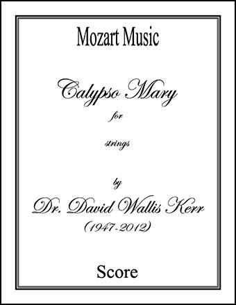 Calypso Mary