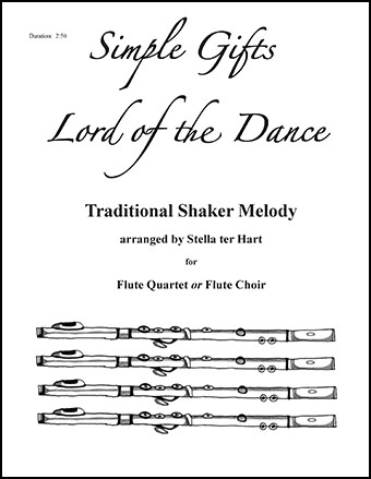Simple Gifts/Lord of the Dance
