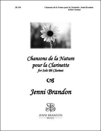Chansons de la Nature pour la Clarinette