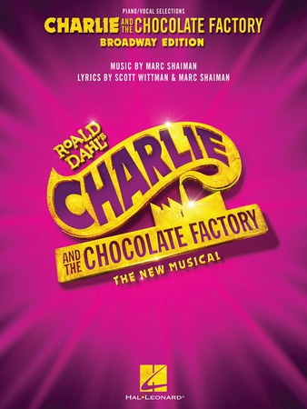 Charlie and the Chocolate Factory library edition cover