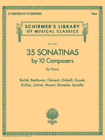 35 Sonatinas