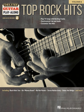 Deluxe Guitar Play-Along, Vol. 1: Top Rock Hits