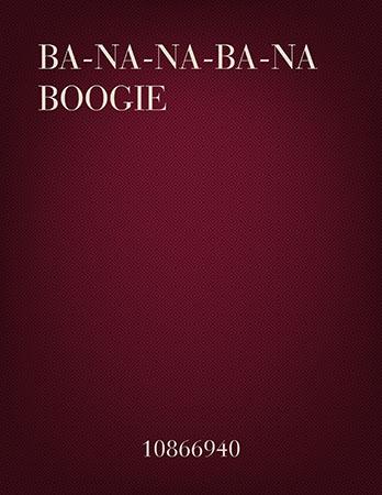 Ba-Na-Na-Ba-Na Boogie