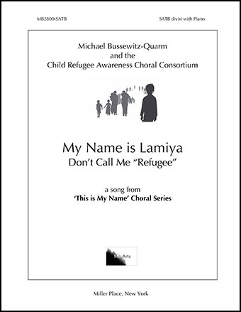 My Name is Lamiya : Don't Call Me Refugee