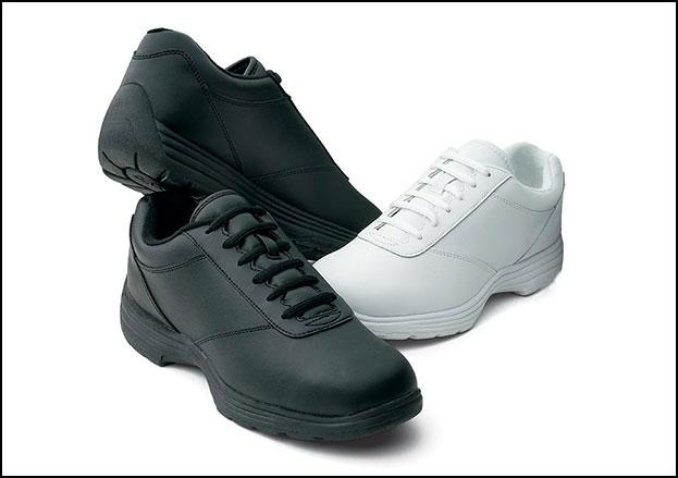 Edge Marching Shoe Women's Medium White