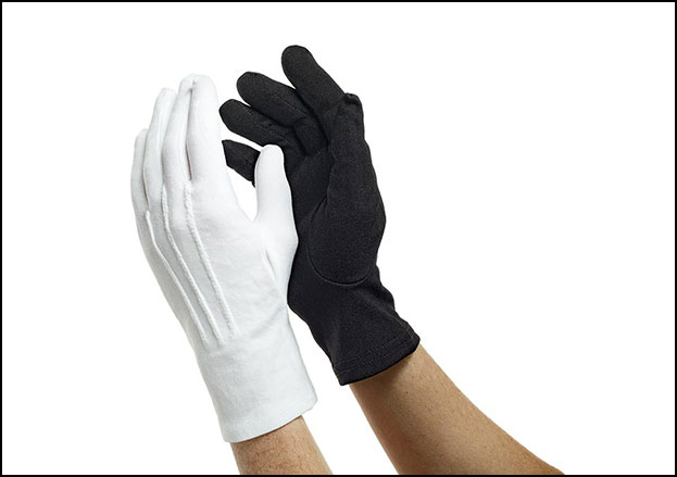 Nylon Gloves, One Size Fits All