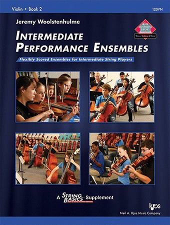 String Basics Intermediate Performance Ensembles #2