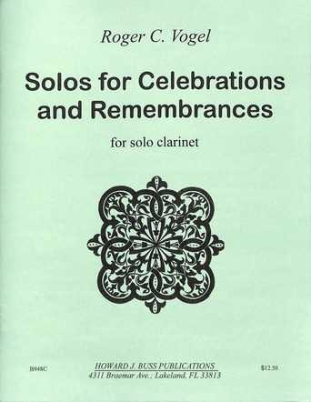 Solos for Celebrations and Remembrances
