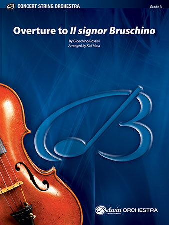 Overture to Il signor Bruschino
