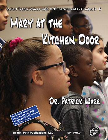 Mary at the Kitchen Door