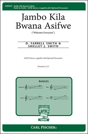 Jambo Kila Bwana Asifwe