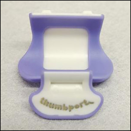 Thumbport Flute Holder Cover